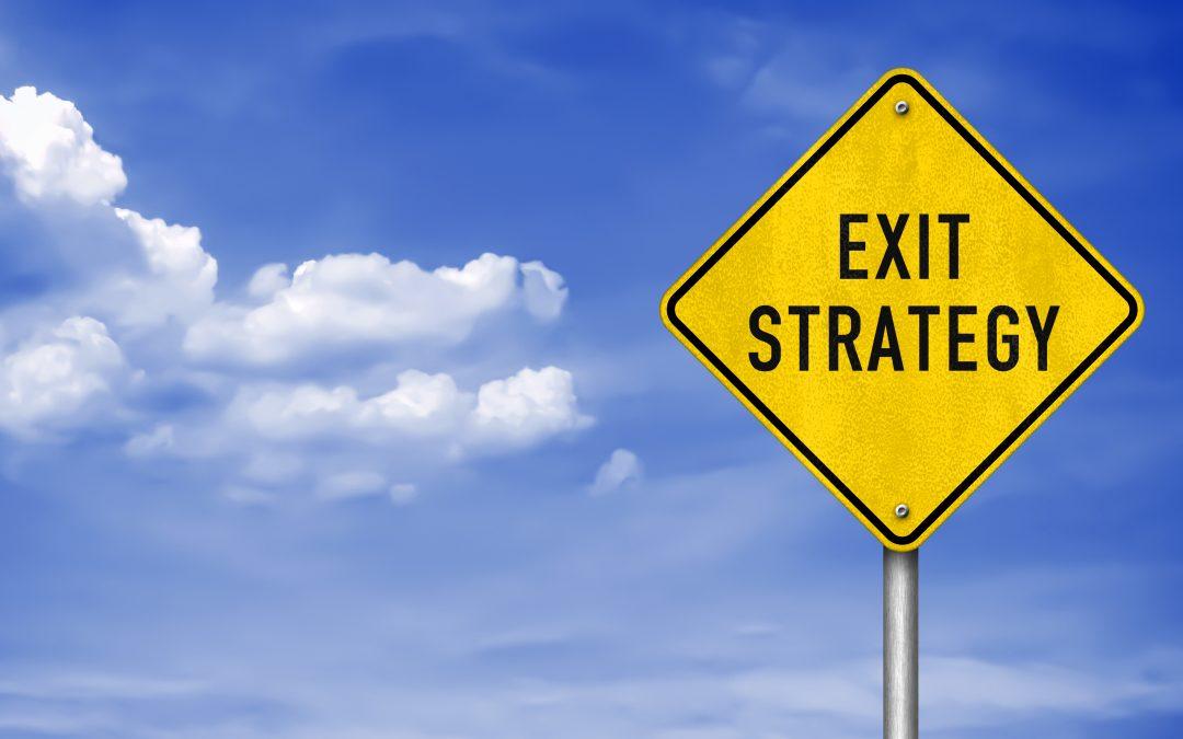 Stratégie de sortie de crise